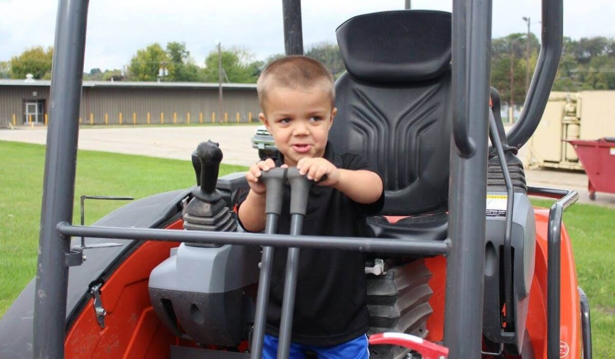 Post Photo for Touch-A-Truck