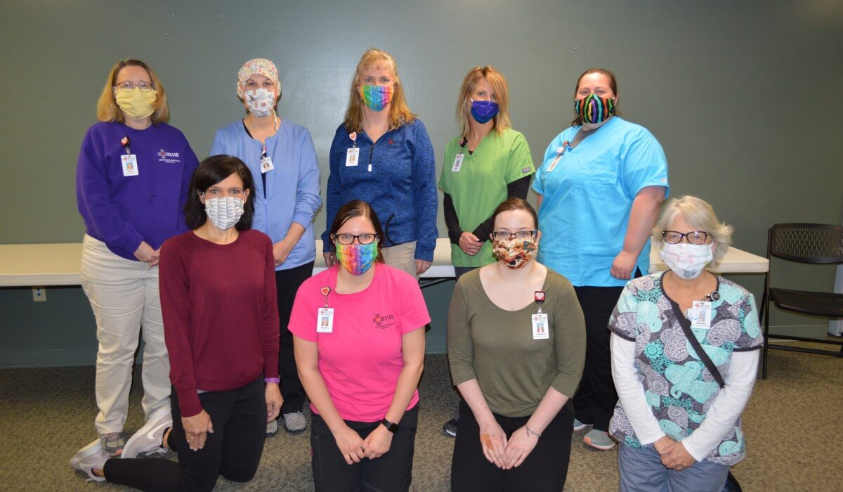 Post Photo for Hospital Requests More Masks Needed in Hospital and Community